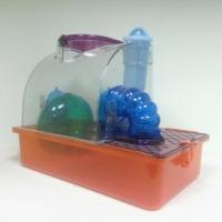 Клетка пластиковая Dingo Home
