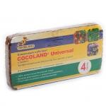 Кокосовый субстрат Cocoland Universal в брикетах, 4 л