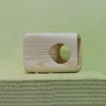 Игрушка-лабиринт для грызунов квадратный