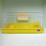 Клетка для кролика и морской свинки 700 с сенницей