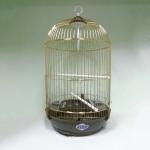 Клетка для мелких птиц 305H золото