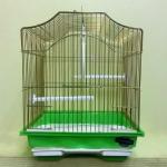 Клетка для попугаев 5B112 золотой цинк