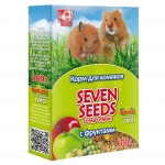 Корм Seven Seeds для хомяков с фруктами 500 г.
