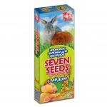 Палочки Seven Seeds для грызунов c медом, 2 шт., 80 г.