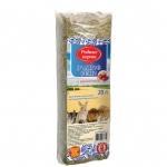 Сено Родные корма с шиповником, 20 литров