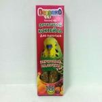 Зерновые палочки Перрико Фруктовый коктейль для попугаев